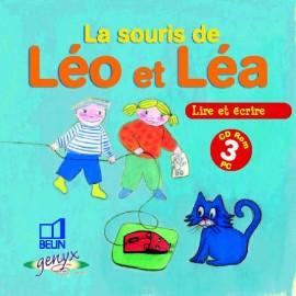 LA SOURIS DE LÉO ET LÉA CD3