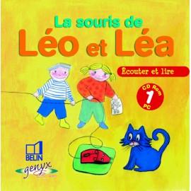 LA SOURIS DE LÉO ET LÉA CD1