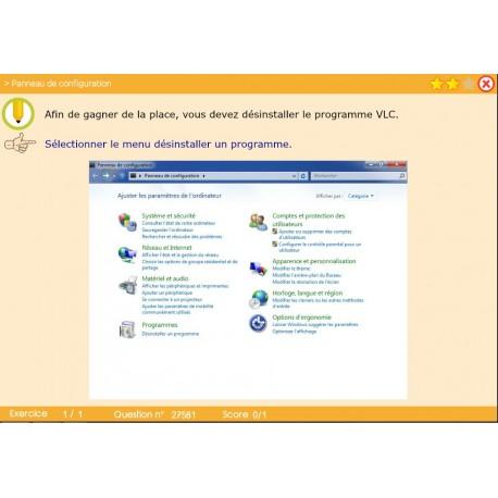 Evaluation des compétences informatiques