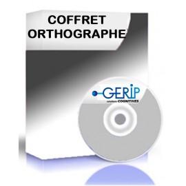 Coffret Orthographe